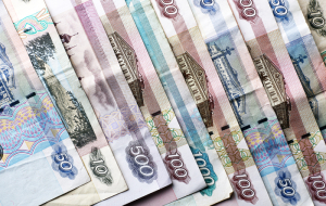 Share keep their savings in rubles, Russians made up 60%