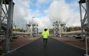 Nord stream is earned after scheduled maintenance