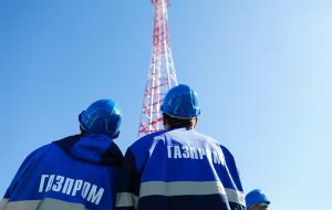 """Gazprom"" has concluded without competition the largest contract in the history of the procurement of a monopoly"
