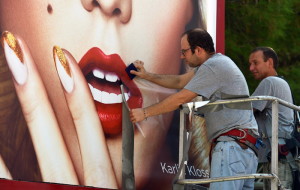 New Standards for advertising have become a surprise for Moscow authorities