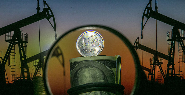 How much is a ruble: a new formula from the barrel and cents