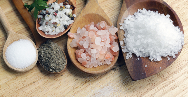 The government has distributed food embargo on salt