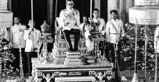 Died the king of Thailand: 10 facts about Pumpone Aduliadet