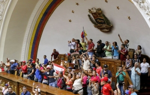 The revolt of the Parliament: how the Venezuelan opposition is trying to overthrow Maduro