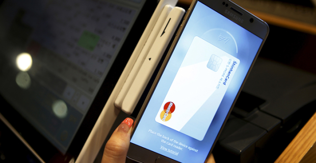Gref spoke about the possible partnership of the savings Bank with Apple Pay and Samsung Pay