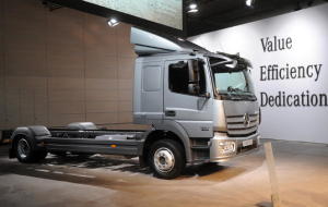 "The transport Ministry will consider the introduction of ""Plato"" truck 3.5 tons"