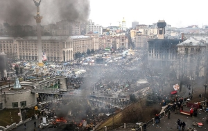Three years, the Maidan: a chronicle of the change of power in Ukraine