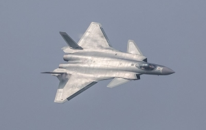 China first showed fighter fifth-generation J-20