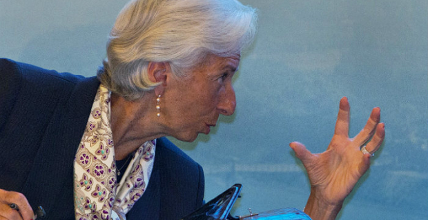 "The Director of the IMF praised the ""fantastic work"" of the head of the Bank of Russia"