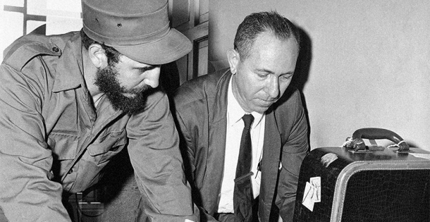"The first interview with Fidel Castro: ""I have no hard feelings"""