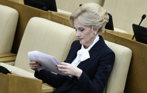 The new Duma has made half as many laws compared to last fall