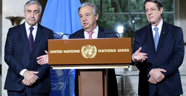 """""""Last chance"""": in Geneva, are looking for ways to unite Cyprus"""
