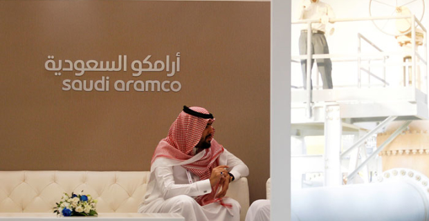 Saudi Aramco hired organizers to conduct the largest IPO in history