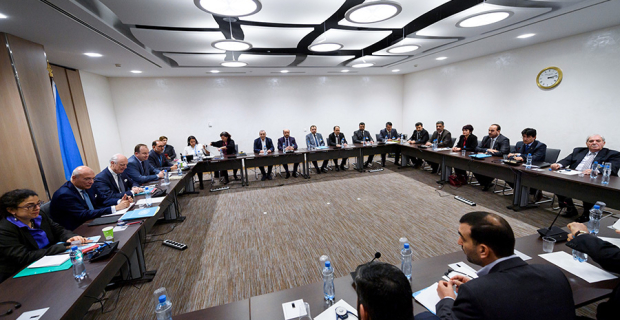 Argue about the participants of the Geneva talks on Syria