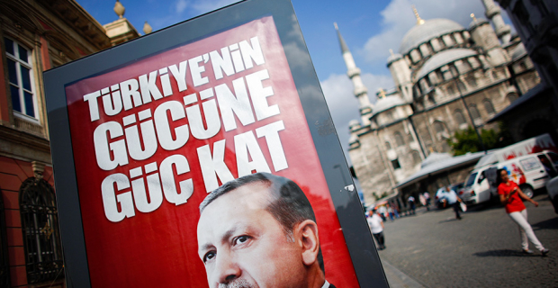 Why and how Erdogan wants to change the Turkish Constitution