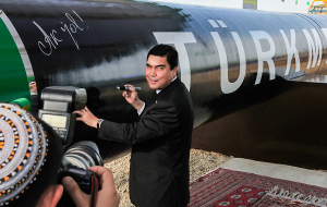 Under the authority of the Patron: 12 facts about Turkmenistan