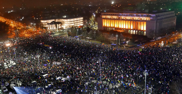Bucharest protest: why hundreds of thousands of Romanians took to the streets