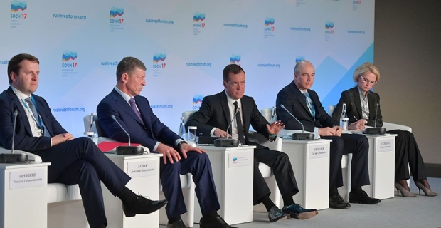 Life after the recession: what are the results brought the investment forum in Sochi
