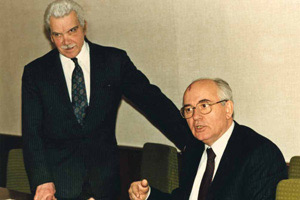 Diaries of perestroika: what wrote in his memoirs of Gorbachev aide Chernyaev