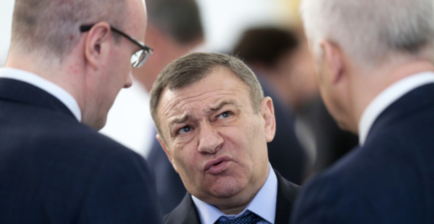"Arkady Rotenberg conceded the title of ""king's order"" other contractors ""Gazprom"""