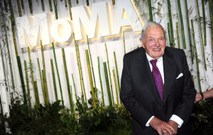 Billionaire David Rockefeller, died at the age of 101 years