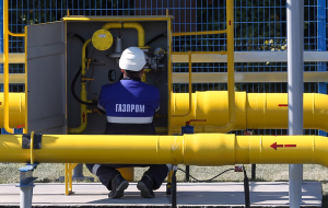 """Gazprom"" has undertaken to allow the re-export of gas in some EU countries"