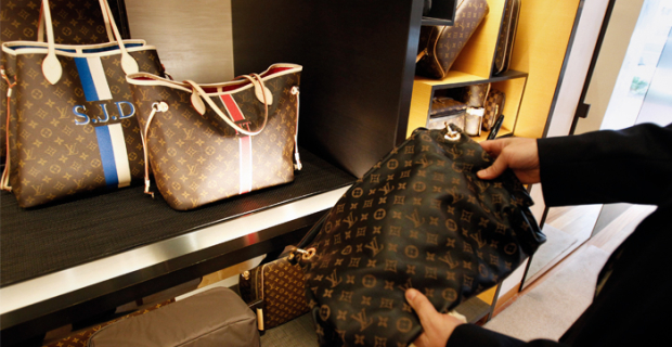 Alibaba has teamed up with fashion brands to combat counterfeiting
