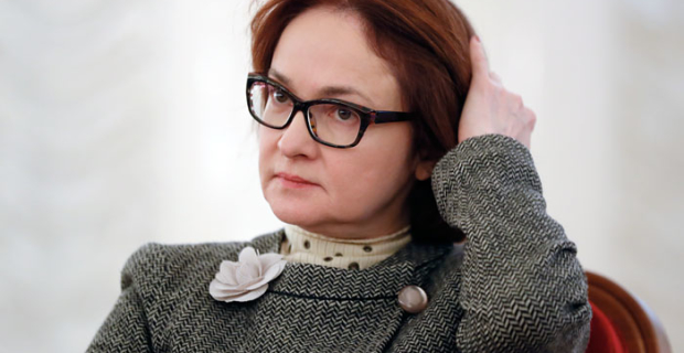 Nabiullina has promised to continue the cleansing of the banking sector