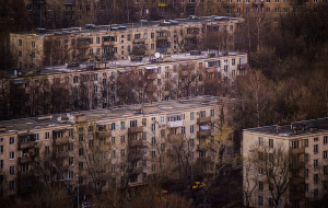 What will result in the demolition of five-story building in Moscow for mortgage borrowers