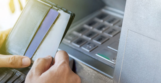 The Visa allowed the owners of ATMs charge a fee for withdrawing money