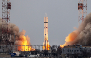 """Space wars: how the success of Elon musk hit """"Roscosmos"""""""