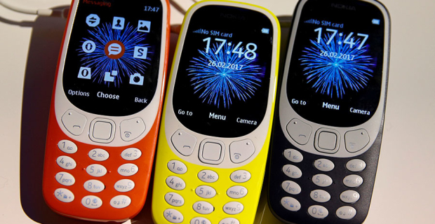 Became known date of the start of sales in Russia a new version of Nokia 3310