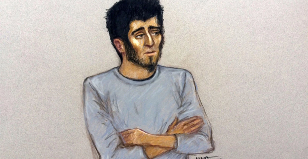Accused of preparing a terrorist attack on the Elton John concert pleaded guilty