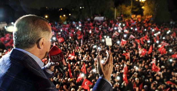 Dissent doesn't count: how Erdogan will behave after the referendum