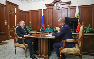 Link increase: why Putin appointed Brechalov head of the Udmurt Republic