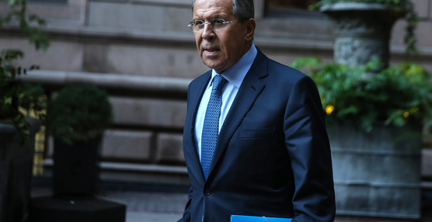 The Russian foreign Ministry confirmed that trump will meet with Lavrov