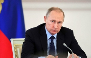 "The onf said, as orders from the ""may decrees"" Putin was done"
