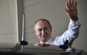 More than 81% of Russians approve of Putin's work