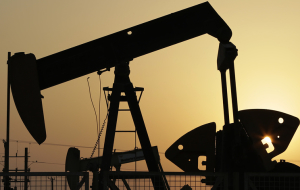 The price of Brent crude oil fell to $against 46.63 per barrel