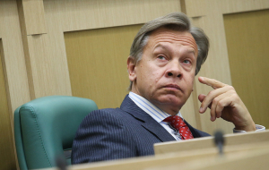 Pushkov: the Trump is declared an information war