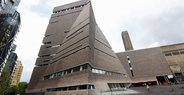 Tate Modern has renamed its new building in honor of Leonard Blavatnik