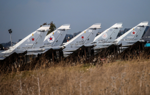 1, Russia may stop the use of military aircraft in Syria