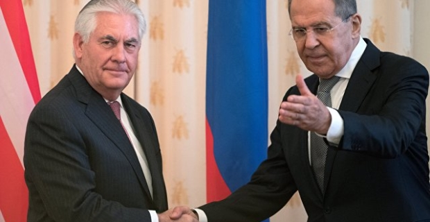 The foreign Ministry said, what do you expect from the upcoming meeting of Lavrov with Tillerson
