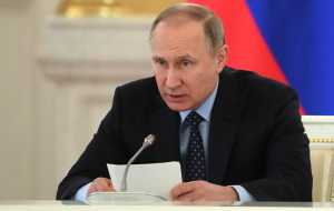 Putin has instructed to start the mechanism of resettlement of dilapidated housing from 1 January 2019