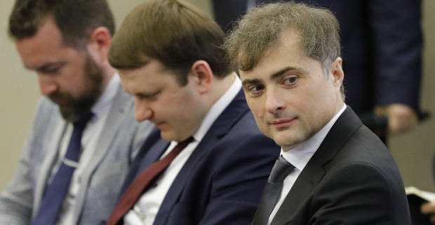 Surkov: don't cry for me, Ukraine