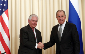 The Russian foreign Ministry confirmed the meeting Lavrov Tillerson in the near future