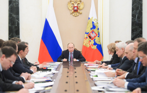 "The Cabinet has published a report on the implementation of ""may decrees"" of the President"