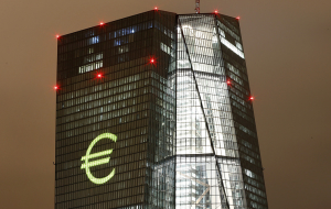 The ECB kept its benchmark interest rate at zero level