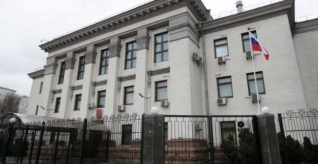 Zakharov: Russian Embassy in Kiev is engaged in the fate of the detainee in Ukraine Ageeva