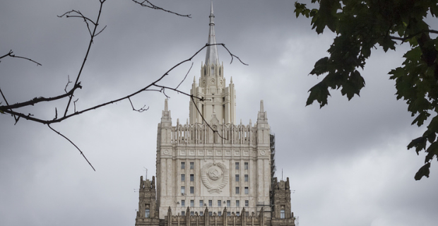 """Alignment balance"": the reaction of Russian politicians to the actions of the Ministry of foreign Affairs of the Russian Federation in the USA"
